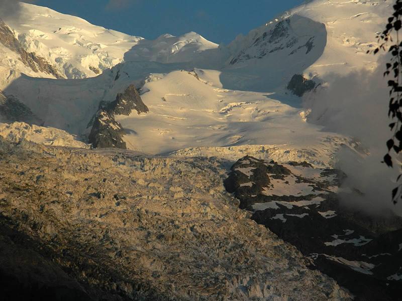 Mont Blanc, Simonetta Radice