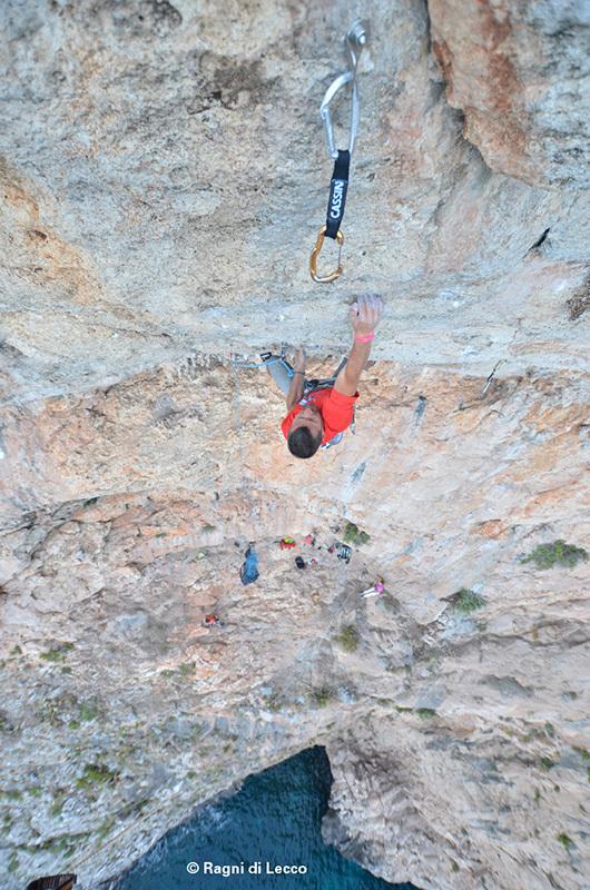 Salento Verticale: new sports climbs in the area between Ponte Ciolo and Santa Maria di Leuca, Ragni di Lecco