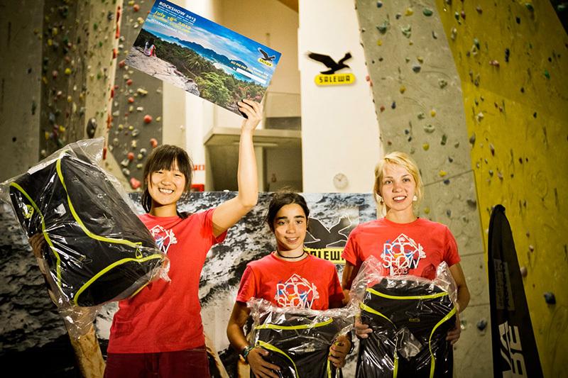 Salewa Rockshow 2013: la finale a Bolzano, Salewa Rockshow