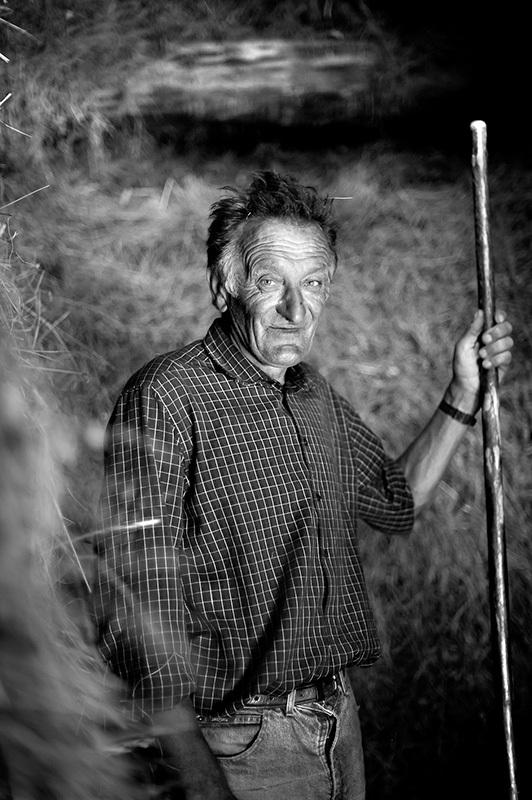 Valsesia - Volti d'alpeggio, pasture portraits, Lorenzo Di Nozzi