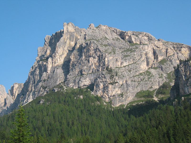 Col dei Bos, Dolomiti, archivio Andrea Simonini