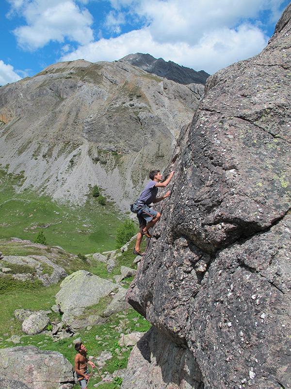 Alpe Trela, Valdidentro, Alta Valtellina (SO), Eraldo Meraldi