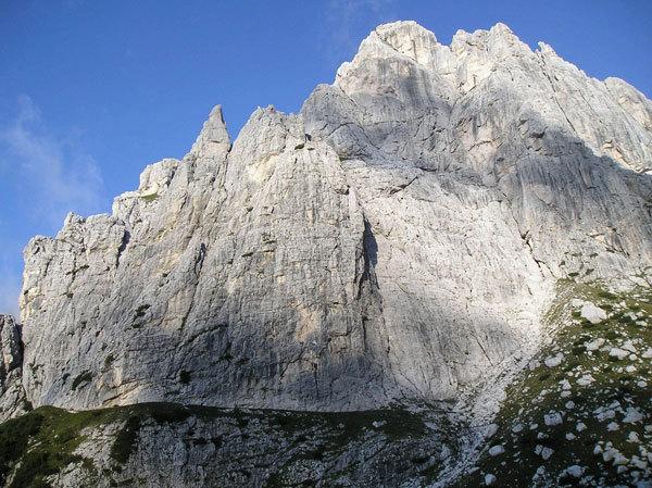 Ago Di Villaco, Arrampicate sportive nelle Montagne Friulane, Massimo Candolini