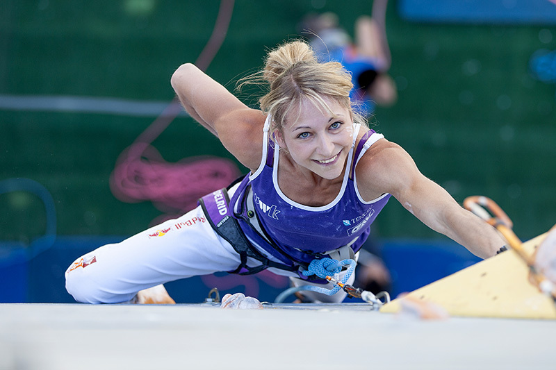 Angela Eiter competing at Briancon, Heiko Wilhelm