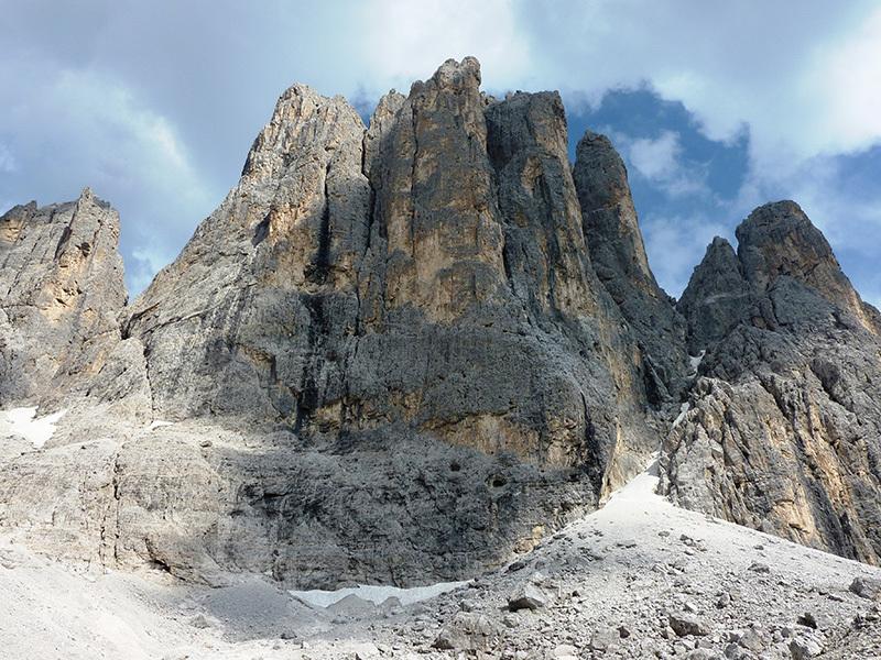 Cima Canali, Pale di San Martino, Dolomiti, archivio Ivo Ferrari