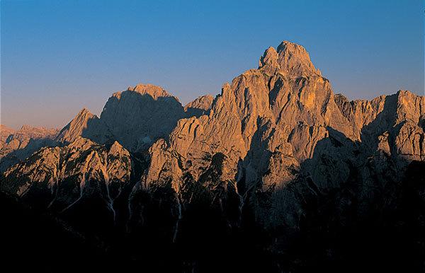 Jof Fuart e Montasio versante Nord Ovest, Mario Verin