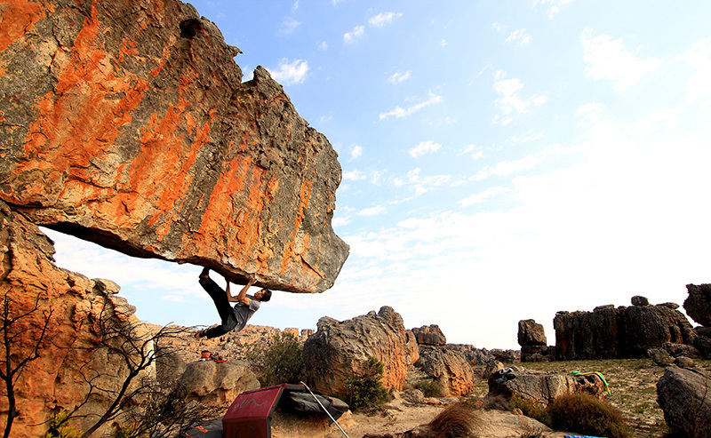 The Rhino 7B Rocklands, South Africa., Nils Favre