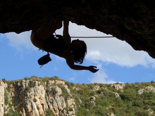 El Cavernicola 8a+, Ghiardo