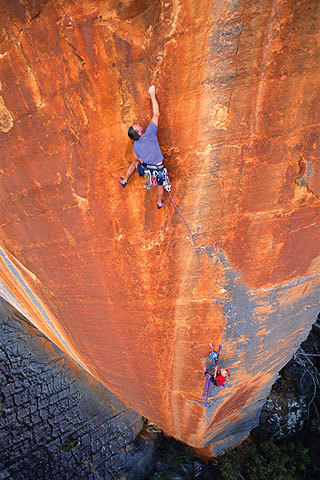 Steve Monks e Monique Forestier, Bristol Fashion (26), Red Sail, Grampians, Australia., Simon Carter