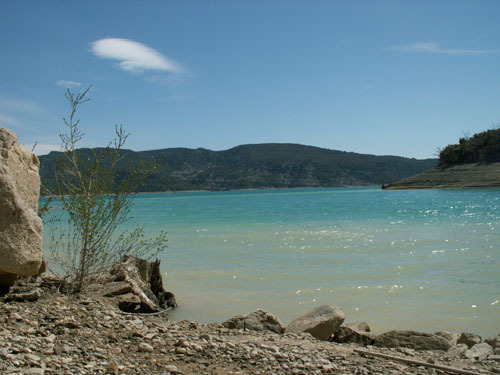 Lago de Graus, arch. R. Cottalorda