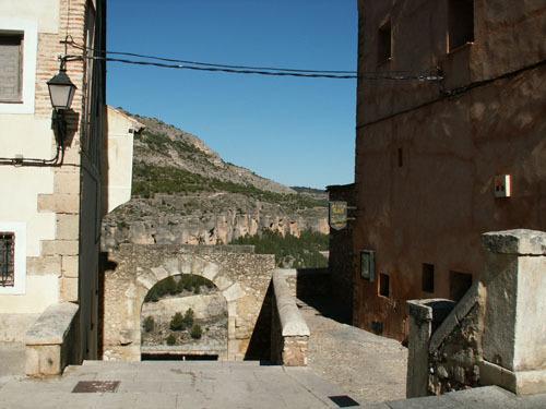 scorcio della city, arch. R. Cottalorda
