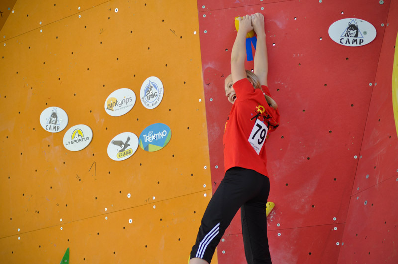 Rock Junior 2013: boulder day 1, Planetmountain