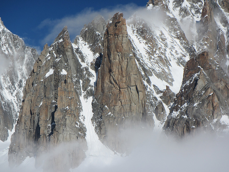 Gran Capucin (Monte Bianco), archivio Enrico Paganin