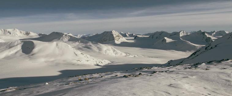 Wrangell St. Elias National Park, Alaska, Arcteryx