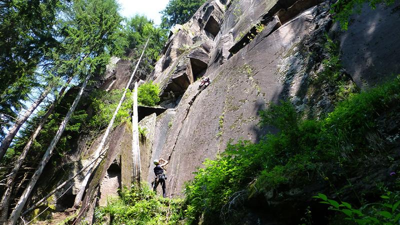 Trad climbing update, Carlo Gabasio