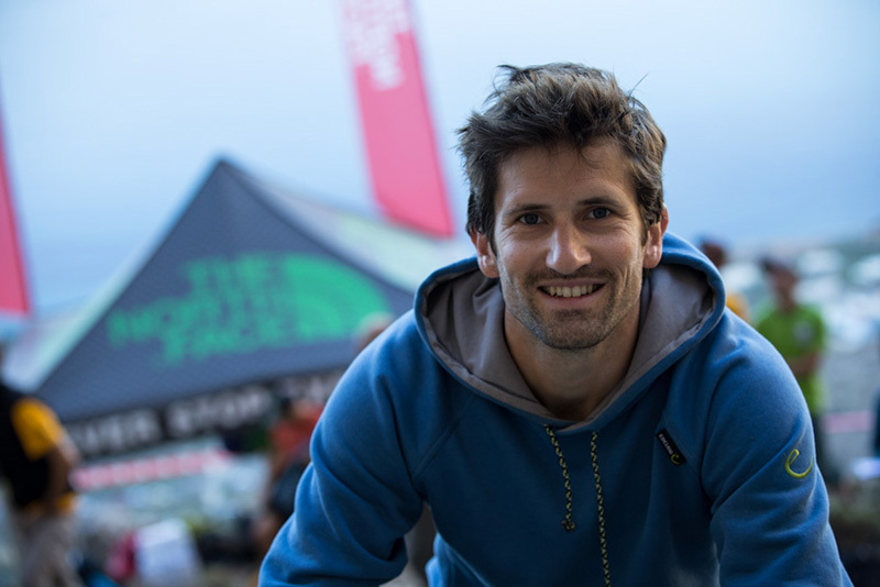 Kilian Fischhuber, The North Face ® / Damiano Levati