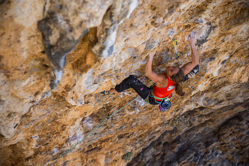 Caroline Ciavaldini, The North Face ® / Damiano Levati