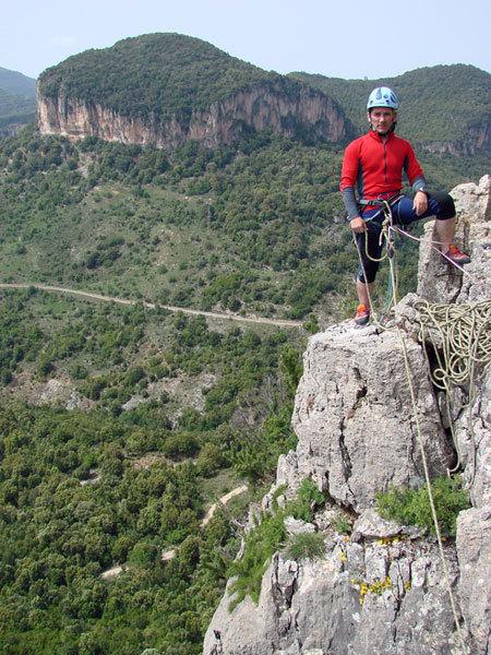 Sulla cima di Tacchi a spillo, Maurizio Oviglia