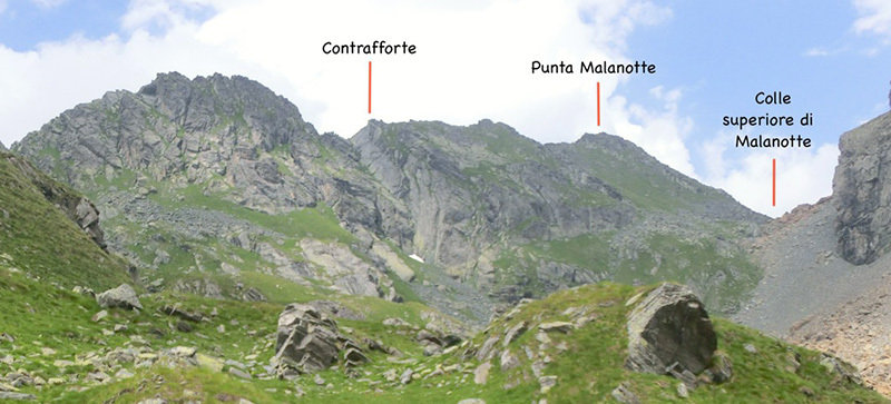 Superdad (120m, 5c) di Fabio Ventre & Mauro Ventre, Punta Malanotte, Cozie Alps, Fabio Ventre