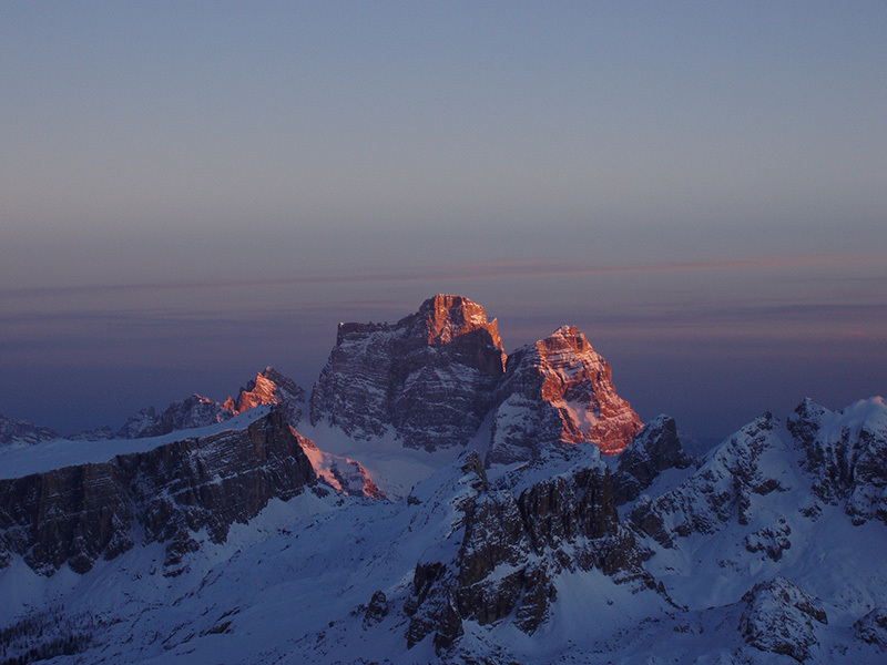 Monte Pelmo, archivio I. Rabanser
