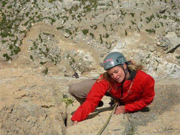 Alpstation d'Isera - Rocca La Meya, Ezio Marlier