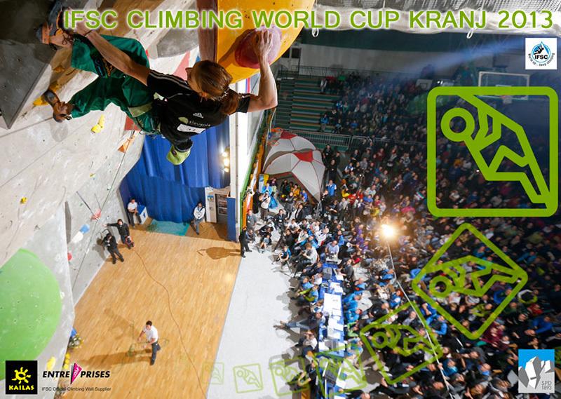 IFSC Climbing World Cup Kranj 2013 - Lead, IFSC