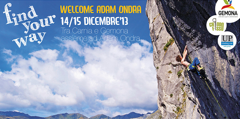 Find Your Way 2013, il meeting internazionale di arrampicata tra Carnia e Gemonese, Chiodo Fisso