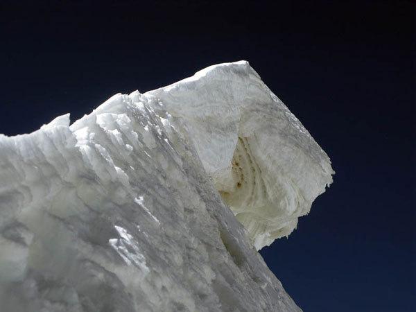 la Cima del Beka Brakai Chhok (6940m), arch. S. Moro - H. Barmasse