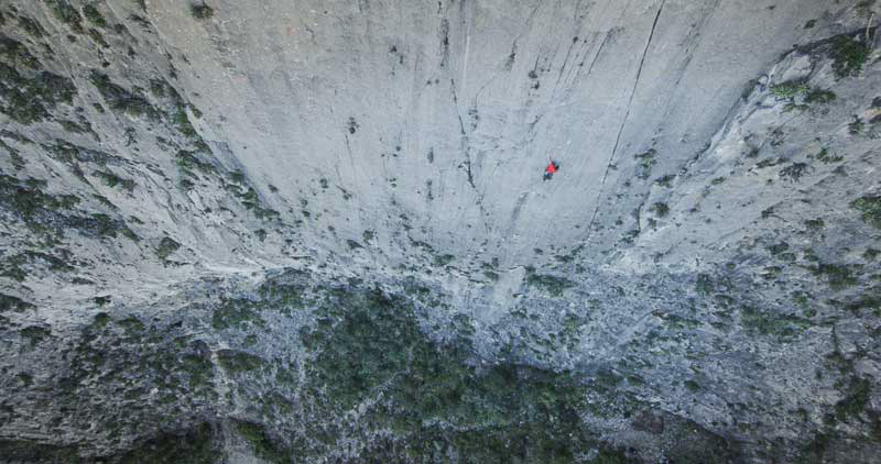 Alex Honnold and the El Sendero Luminoso interview