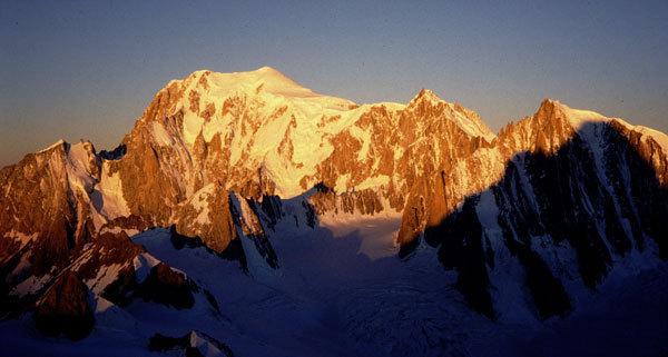 Monte Bianco, Francesco Tremolada