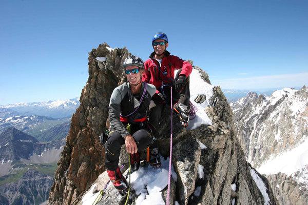 Monte Bianco, Marco Camandona