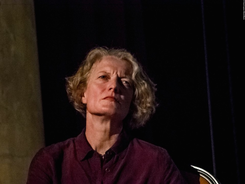 The Jury: Karin Steinbach, Courmayeur Mont Blanc