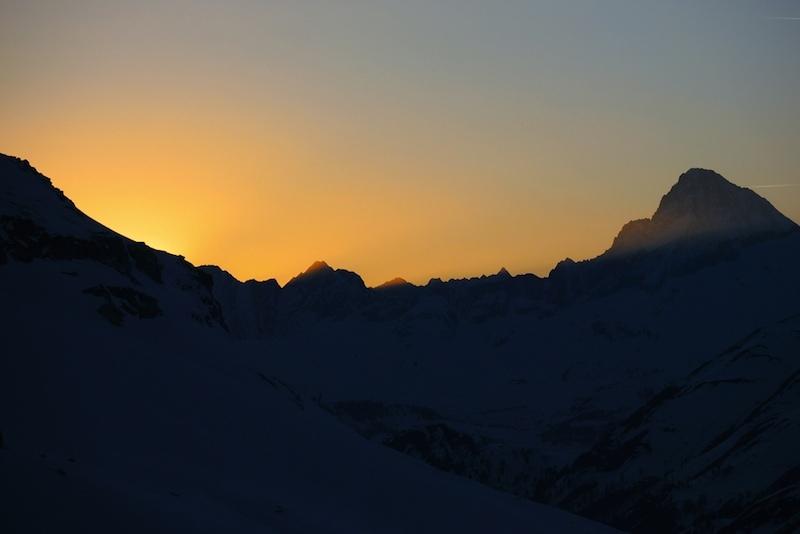Corso Guide Alpine - Val Formazza, Enrico Turnaturi e Carlo Gabasio