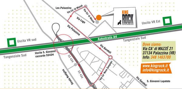 , King Rock - Verona