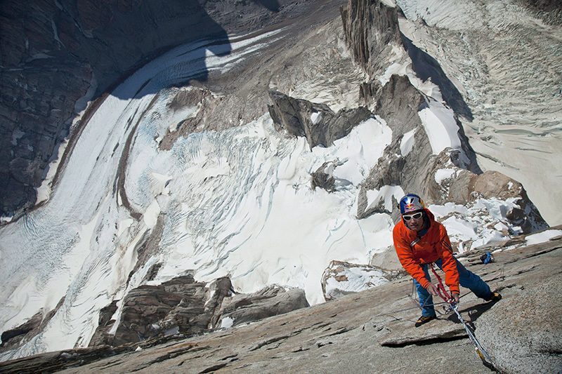 David Lama e il Cerro Torre, Red Bull Content Pool