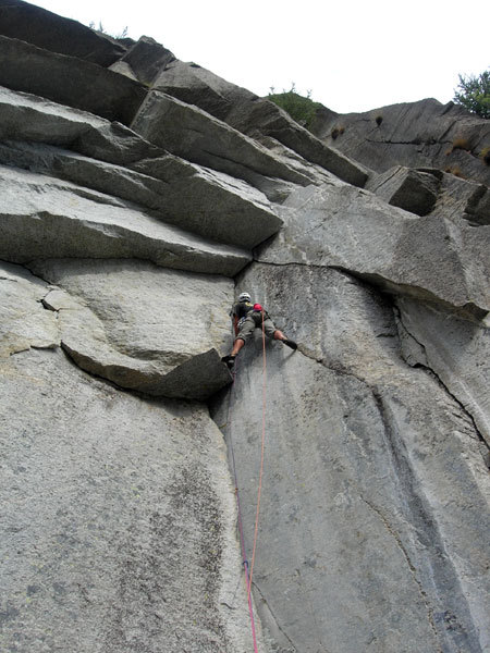On the 5th pitch of