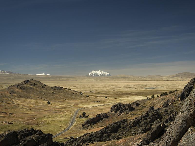 Durante il tentativo alla Cresta Ovest dell'Illimani, Ande boliviane, archivio Amedeo Rosso