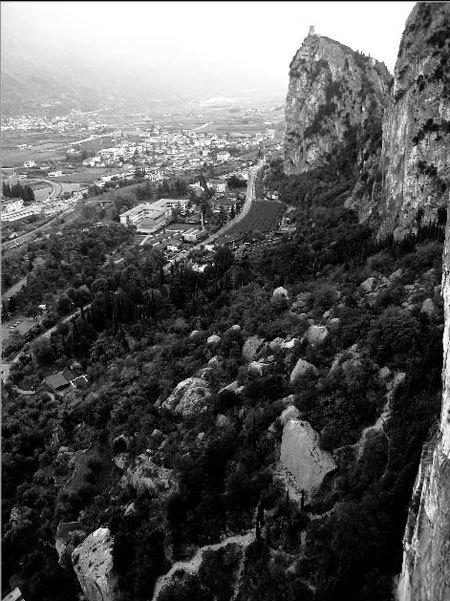 Via G. Segantini - Monte Colodri, Giampaolo Calzà