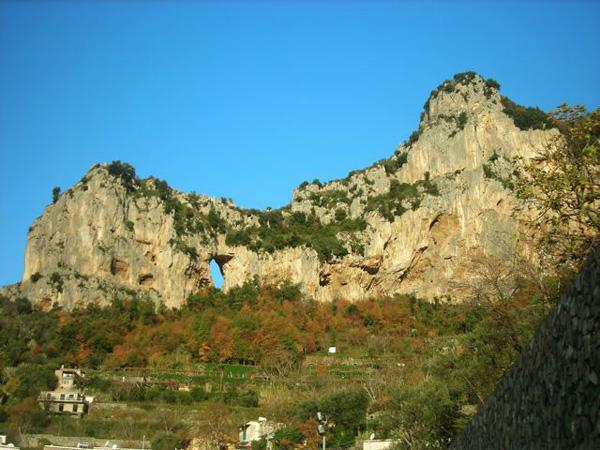 Monte Gambera, Positano, archivio La Selva