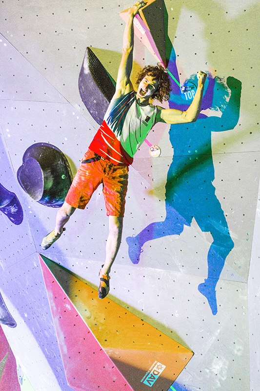 Adam Ondra wins the Bouldering World Championships 2014