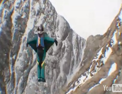 Baffin Island BASE jump, Chris McNamara