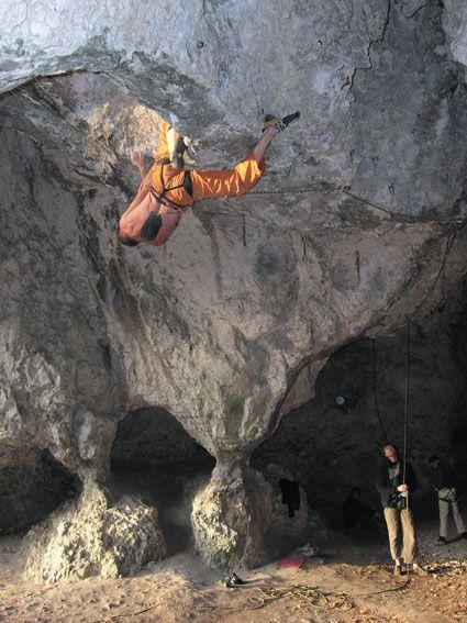 Bogdan Rokosz on Sprawa Honoru 9a, Mamutowa Cave (Poland)