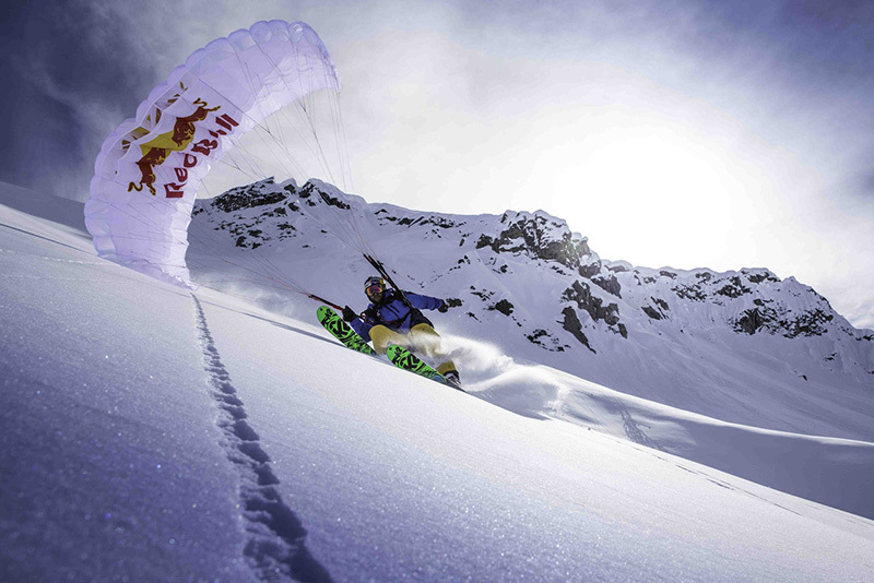 The Unrideables - Alaska Range, Andy Ferrington, Scott Serfas / Red Bull Content Pool