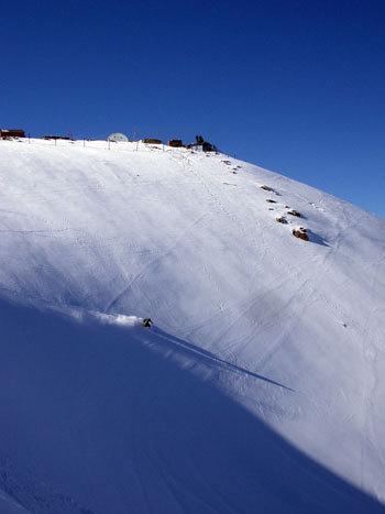L'Aphawat, montagna da sciare, Paolo Tassi
