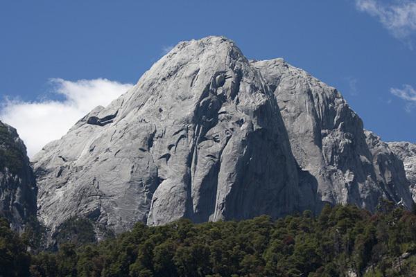 Cerro Trinidad, Cochamo Valley - Cile, Heiko Wilhelm