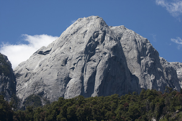 Cerro Trinidad, Cochamo Valley - Chile, Heiko Wilhelm