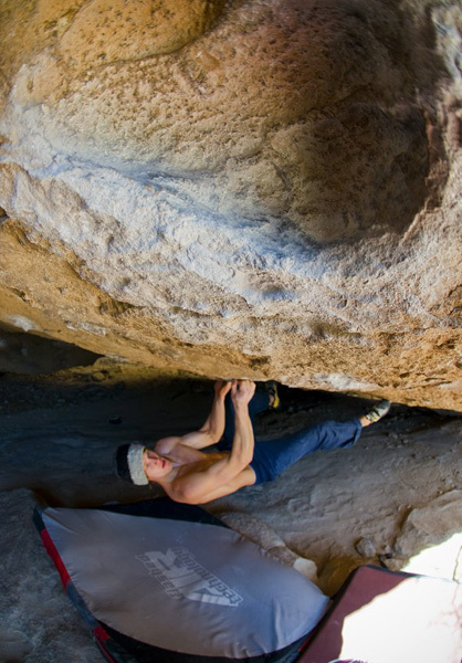 Right Martini V12 - Nalle Hukkataival Hueco Tanks, USA, Nalle Hukkataival archive