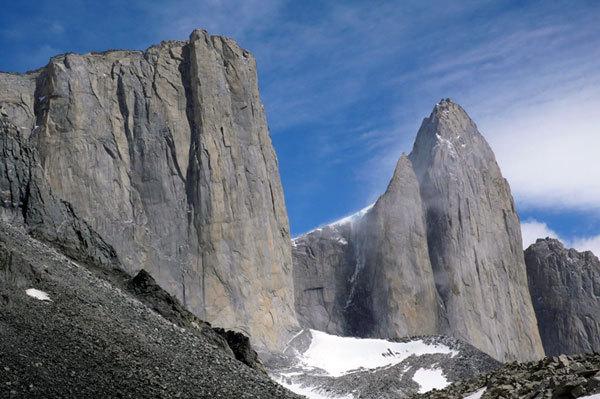 Cerro Cota 2000 e Cerro Catedral (Paine, Patagonia), I 40 Ruggenti