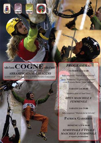 Alpin Cup 2007 - Cogne 24/25 febbraio 2007, Planetmountain.com