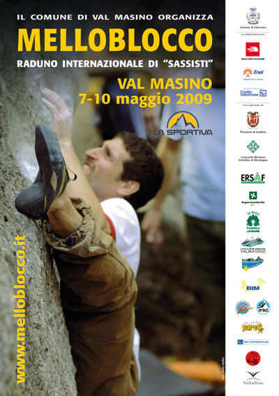 The 6th edition of the Melloblocco will take place in Val di Mello (Val Masino, Sondrio, Italy)., Giulio Malfer